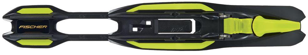 Спортивные крепления для классического хода для лыж с платформой IFP. Крепления  устанавливаются и регулируются без дополнительных инструментов. Вес 228 г.  Размер 35-52.  Технологии, применимые в беговых креплениях: - Tool Free, - FLOWFLEX, - Torsion-proofed body. Крепления обладают рядом преимуществ: - установка и регулировка без инструментов, - прямая передача энергии, - устойчивость и контроль над лыжами.    Как выбрать беговые лыжи. Статья OZON Гид