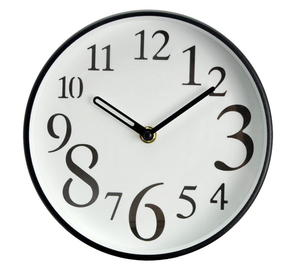 """Часы настенные """"Arte Nuevo"""" станут изюминкой в дизайне интерьера вашего  дома. Часы имеют две стрелки - часовую и минутную. Часовой механизм сзади  закрыт пластиковым корпусом. Предусмотрено отверстие для крепления на  стену.   Диаметр часов: 21,5 см."""