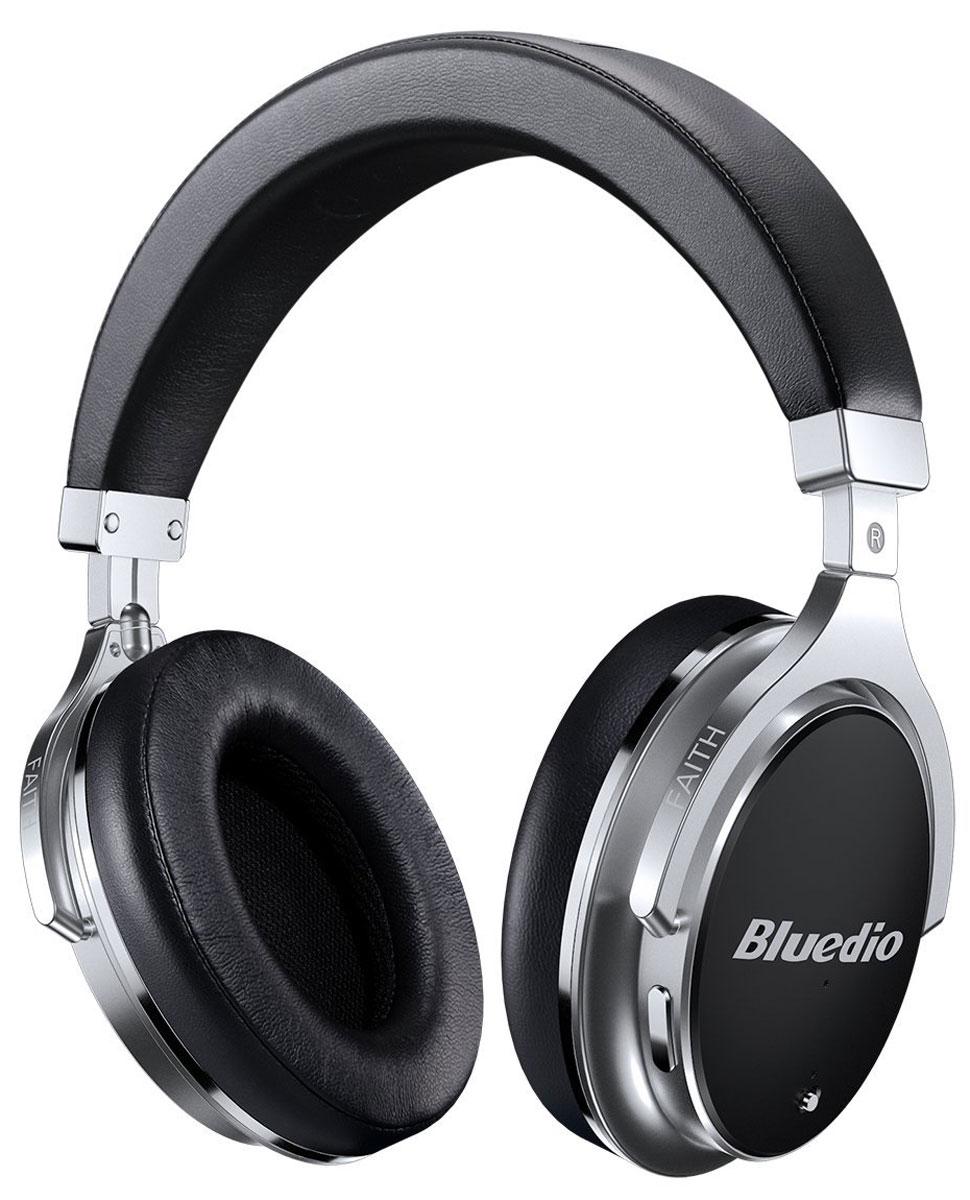 Bluedio Faith 2, Black беспроводные наушникиFaith2 blackБеспроводные наушники с микрофоном Bluedio Faith 2 можно подключать к мобильным устройствам благодаря технологии Bluetooth 4.2. Гарнитура работает от встроенного аккумулятора, которого хватит на 16 часов прослушивания музыки. Удобное широкое оголовье можно регулировать, а складная конструкция позволяет хранить или перевозить наушники в чехле. При желании их можно подключить к источнику аудио с помощью комплектного кабеля с разъемом 3.5 мм. Управление функциями осуществляется с помощью кнопок, расположенных на правой чашке наушников.Функция ANCРазрядность и частота дискретизации: 24 бит/48 кГцВремя зарядки аккумулятора: 1,5 часа