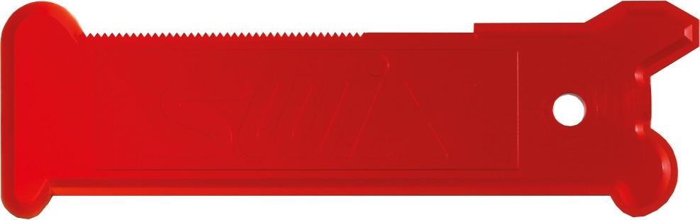 Скребок для желобка Swix, многоцелевойT0087Скребок для желобка многоцелевой из прочного материала поликарбон.