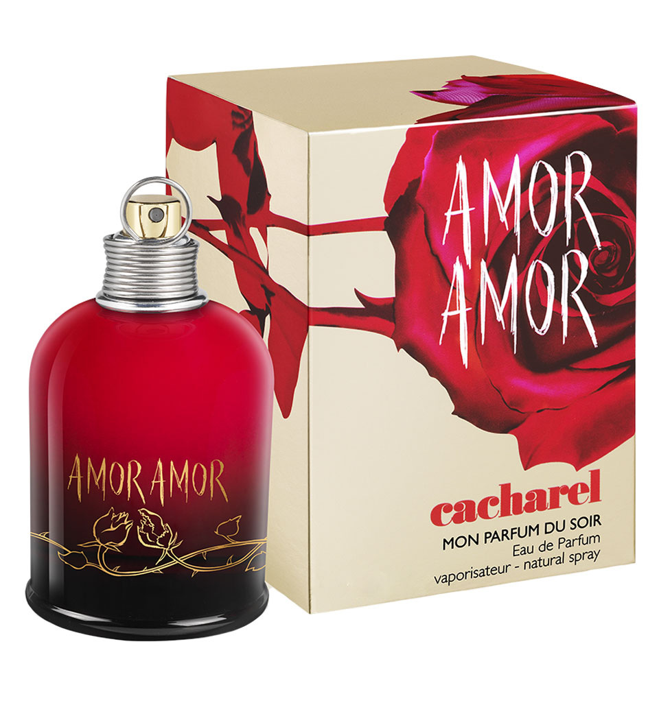 Cacharel Amor Amor Mon Parfum Du Soir Парфюмерная вода женская, 50 мл cacharel amor amor туалетная вода женская 50 мл