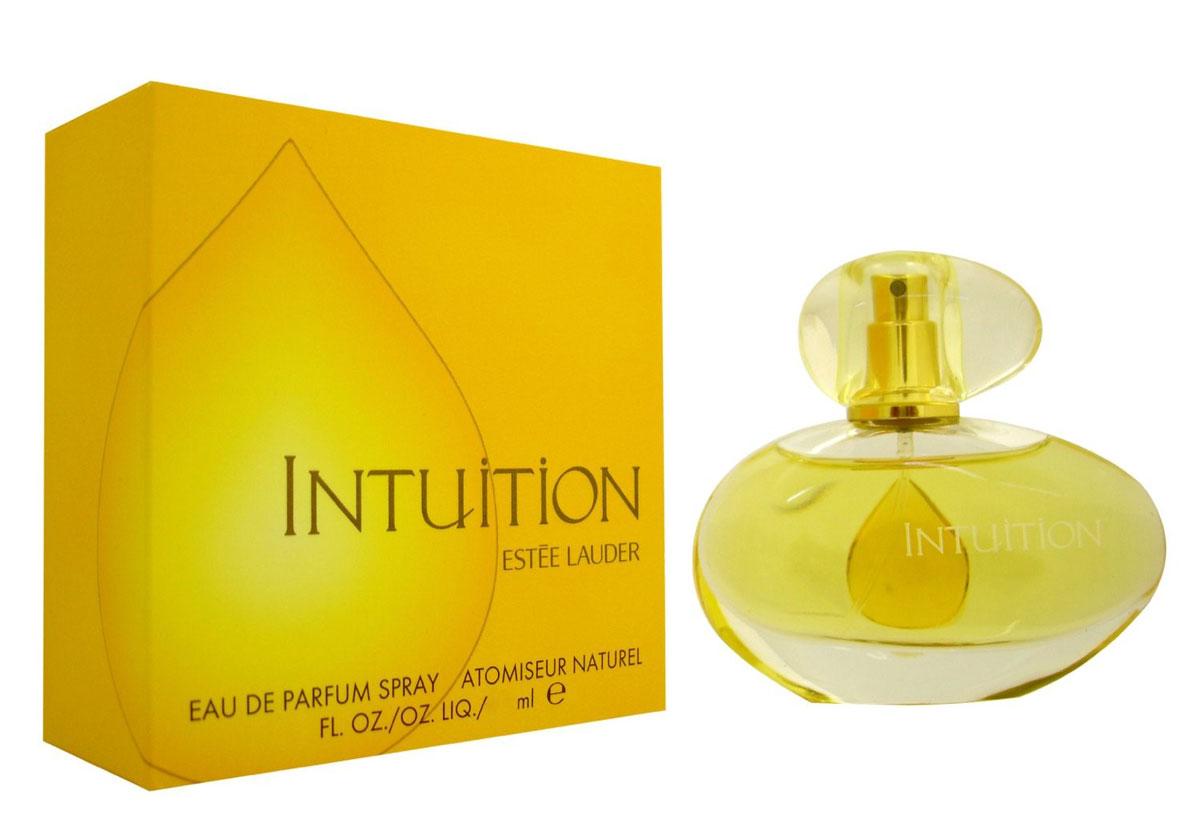 Estee Lauder Intuition парфюмерная вода, 50 мл estee lauder intuition