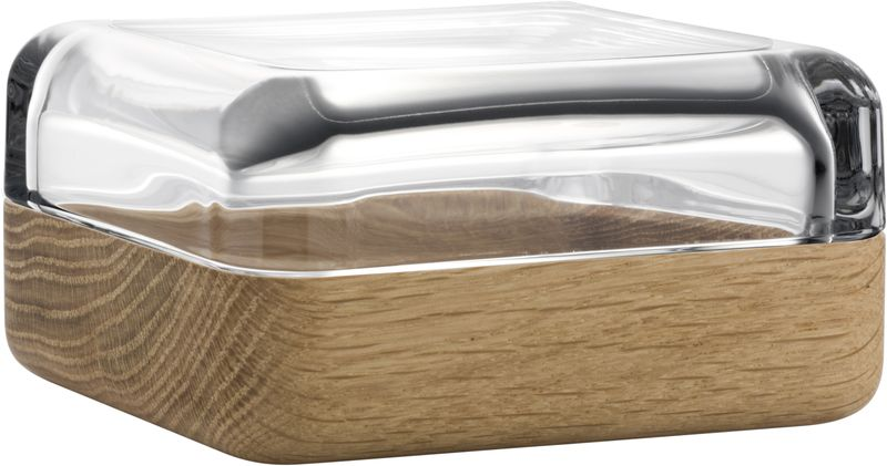 Ваза Iittala Vitriini, цвет: коричневый, 10,8 х 10,8 см1008992