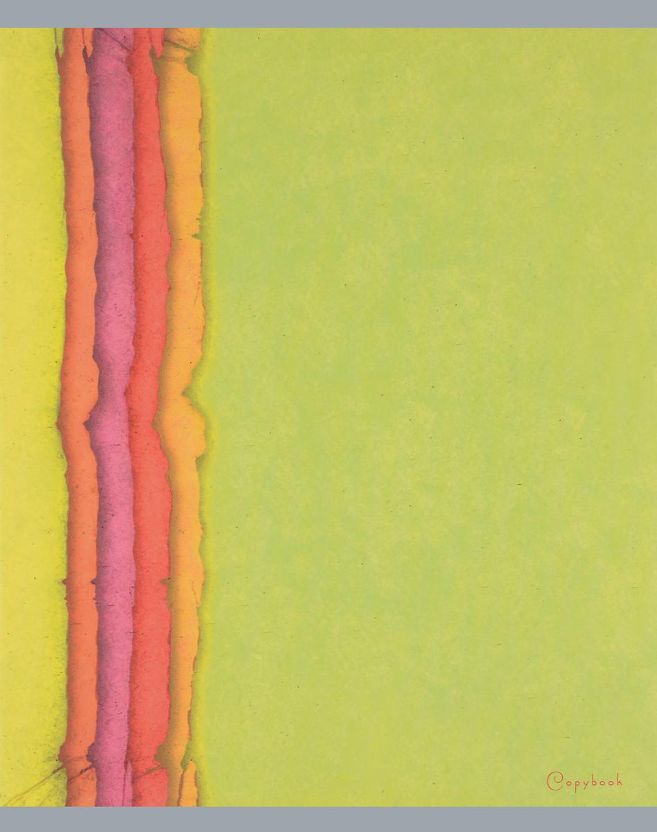 Канц-Эксмо Тетрадь Яркий стиль 48 листов в клетку цвет салатовыйТК485315_салатовый