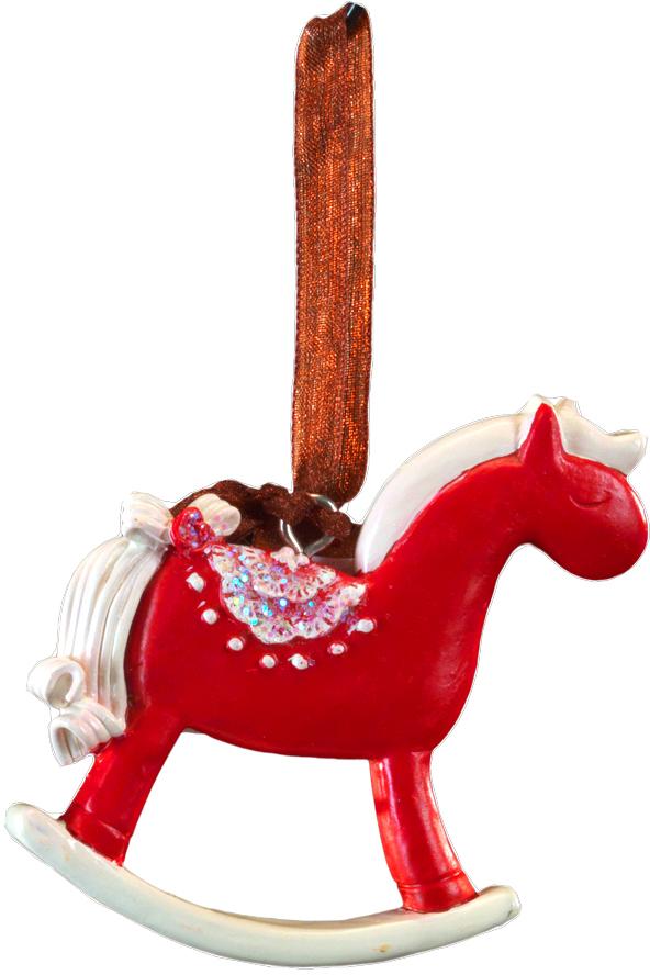 Украшение для интерьера новогоднее Erich Krause Лошадка-качалка узорная, 6,5 см44211Сочетание красного и белого цветов - одно из самых популярных среди новогодний украшений. Милая лошадка-качалка с белым хвостом и гривой символизирует домашний уют. Тонко прорисованный орнамент и атласная ленточка - отличительные особенности этого изделия. Новогодние украшения всегда несут в себе волшебство и красоту праздника. Создайте в своем доме атмосферу тепла, веселья и радости, украшая его всей семьей.