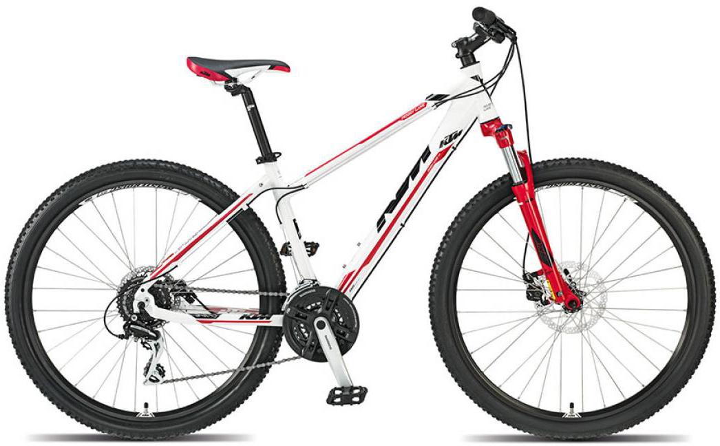 Велосипед женский KTM Penny Lane 27 m-Disc 2015, цвет: белый, рама 16,5, колесо 27,5251568