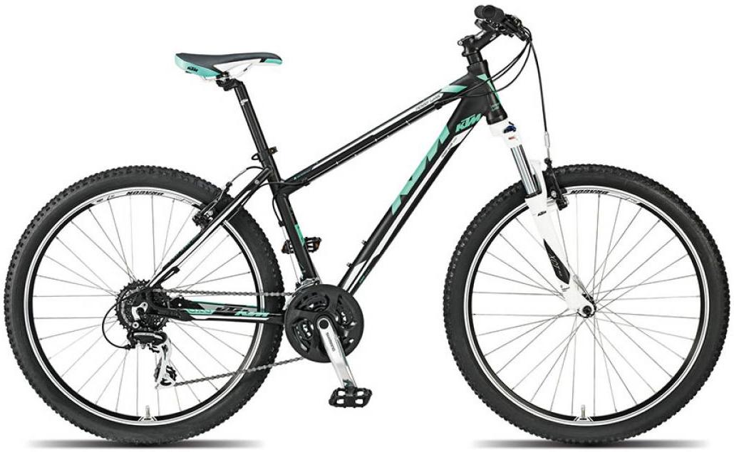 Велосипед женский KTM Penny Lane 26 2015, цвет: черный, рама 18,5, колесо 26251572