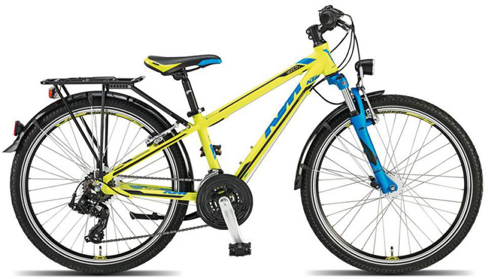 Велосипед детский KTM Wild one 24 2015, цвет: желтый, колесо 24251730