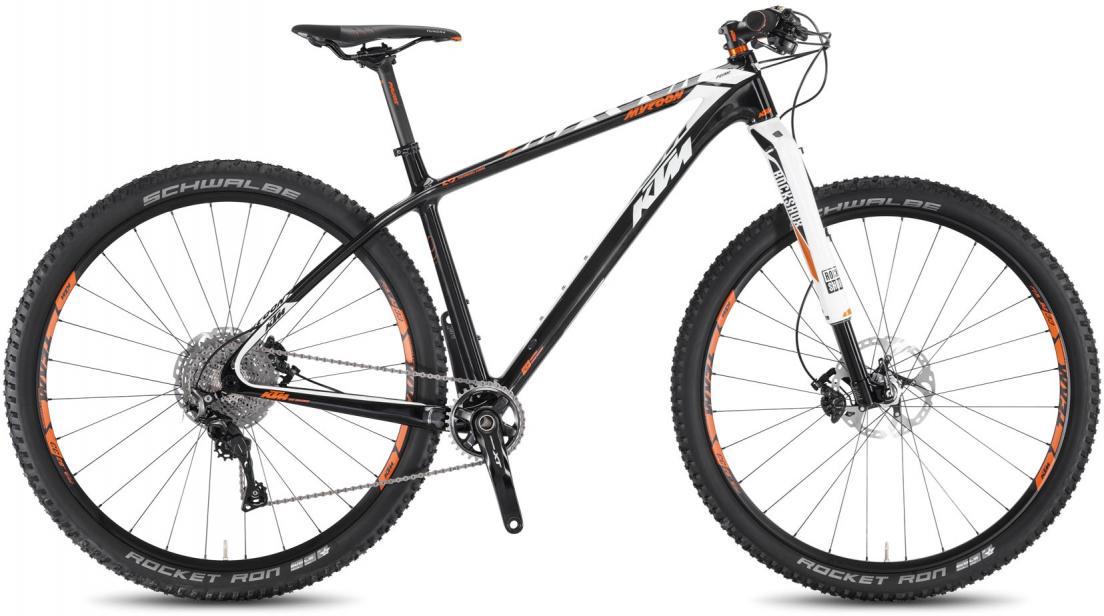 Велосипед горный KTM Myroon 29 Prime B11 2016, цвет: черный, рама 19, колесо 29267094