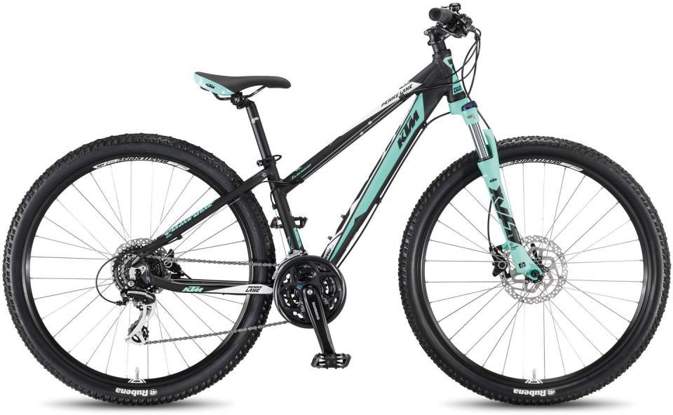Велосипед горный KTM Penny Lane 27.24 Disc H 2016, цвет: черный, рама 19, колесо 27,5267329