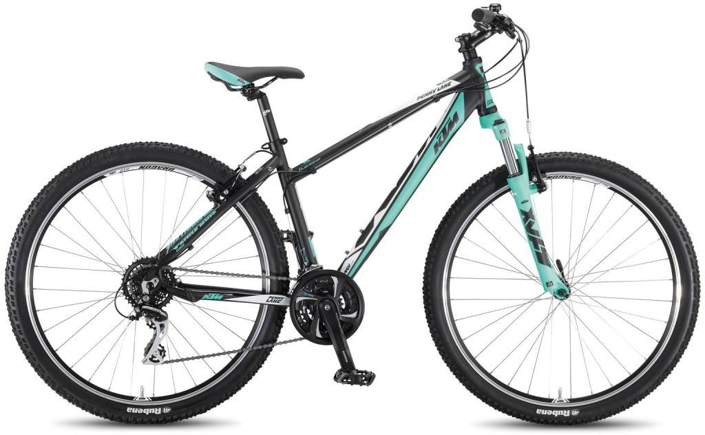 Велосипед горный KTM Penny Lane 27.24 Classic 2016, цвет: голубой, рама 14, колесо 27,5267339