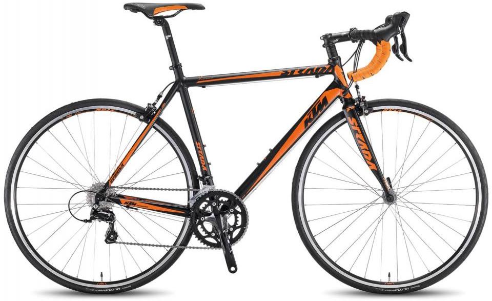 Велосипед шоссейный KTM Strada 800 2016, цвет: черный, рама 23, колесо 28267421