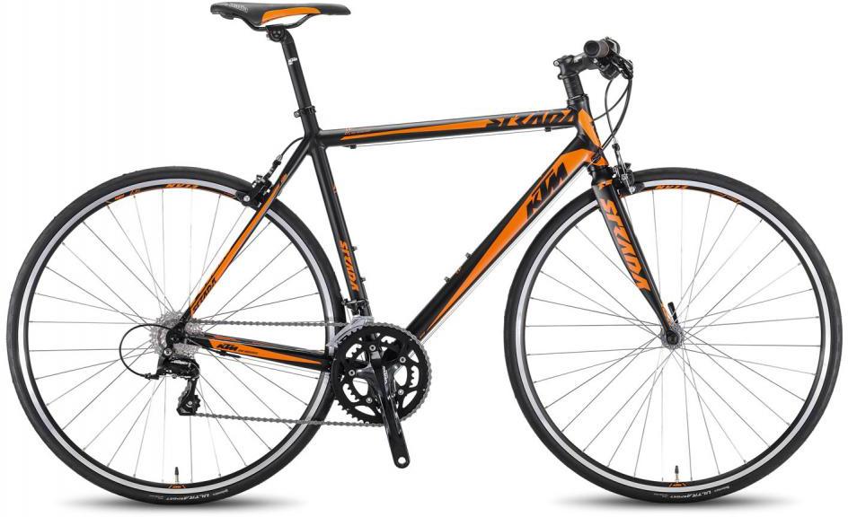 Велосипед шоссейный KTM Strada 800 Speed 2016, цвет: черный, рама 24, колесо 28267428