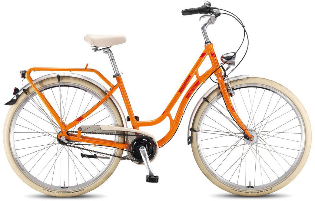 Велосипед женский KTM Tourella 28.3 2016, цвет: оранжевый, рама 20, колесо 28267629