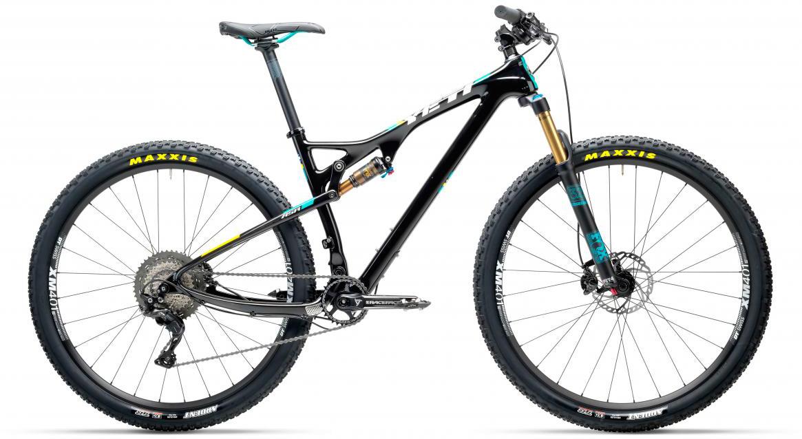 Велосипед горный Yeti ASRT XT 2017, цвет: черный, рама 20, колесо 29280531
