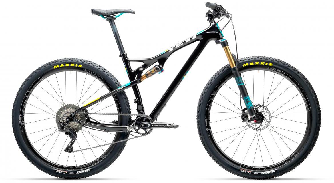 Велосипед горный Yeti ASRT XT + ENVE 2017, цвет: черный, рама 16, колесо 27,5280533
