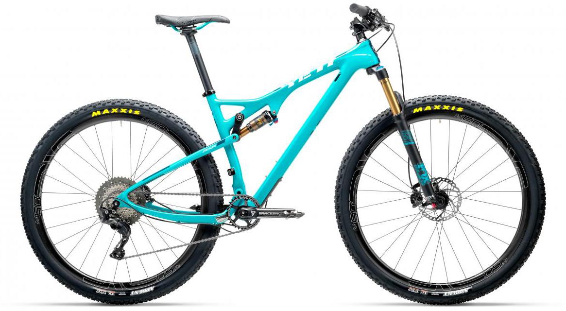 Велосипед горный Yeti ASRT XT + ENVE 2017, цвет: голубой, рама 16, колесо 27,5280535