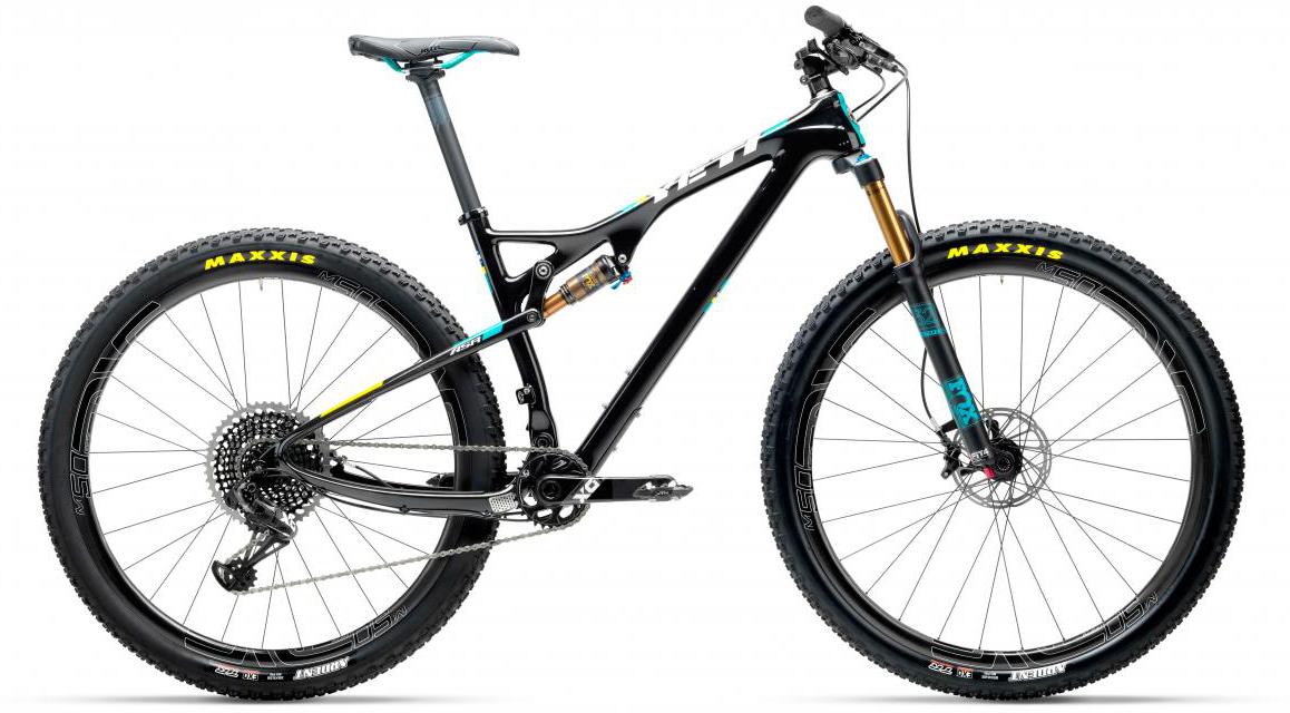 Велосипед горный Yeti ARST X01 Eagle + ENVE 2017, цвет: черный, рама 18, колесо 29280560