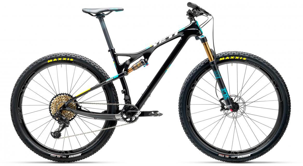Велосипед горный Yeti ASRT XX1 Eagle 2017, цвет: черный, рама 16, колесо 27,5280563