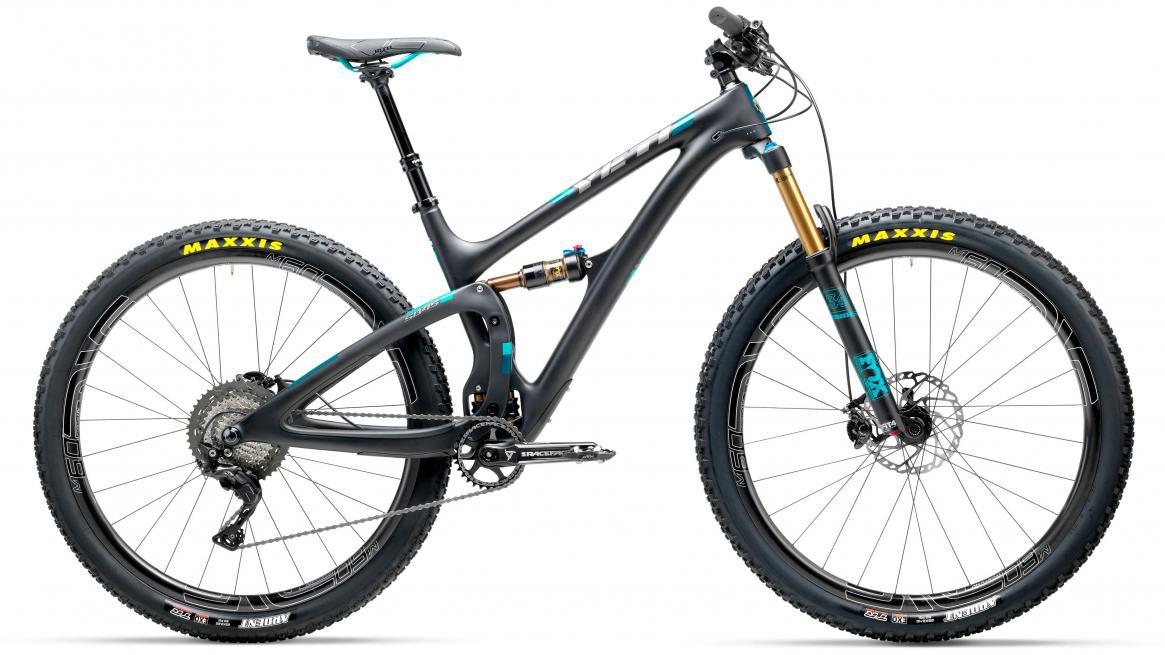 Велосипед горный Yeti SB45T XT + ENVE 2017, цвет: черный, рама 20, колесо 29280599