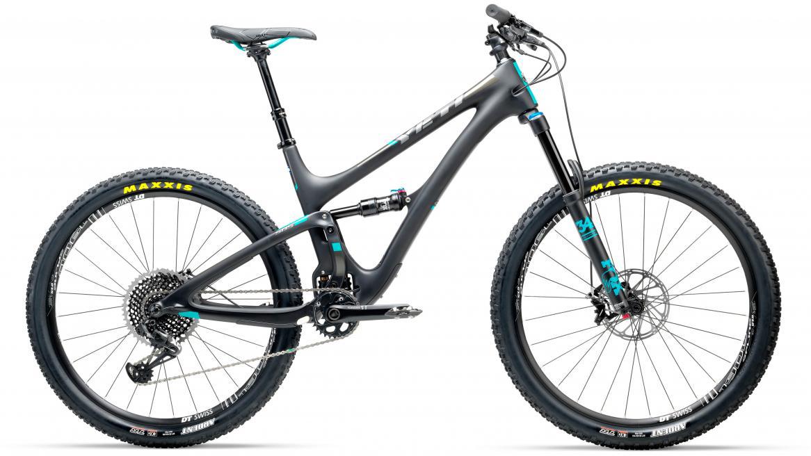 Велосипед горный Yeti SB5C Eagle 2017, цвет: черный, рама 18, колесо 27,5280641