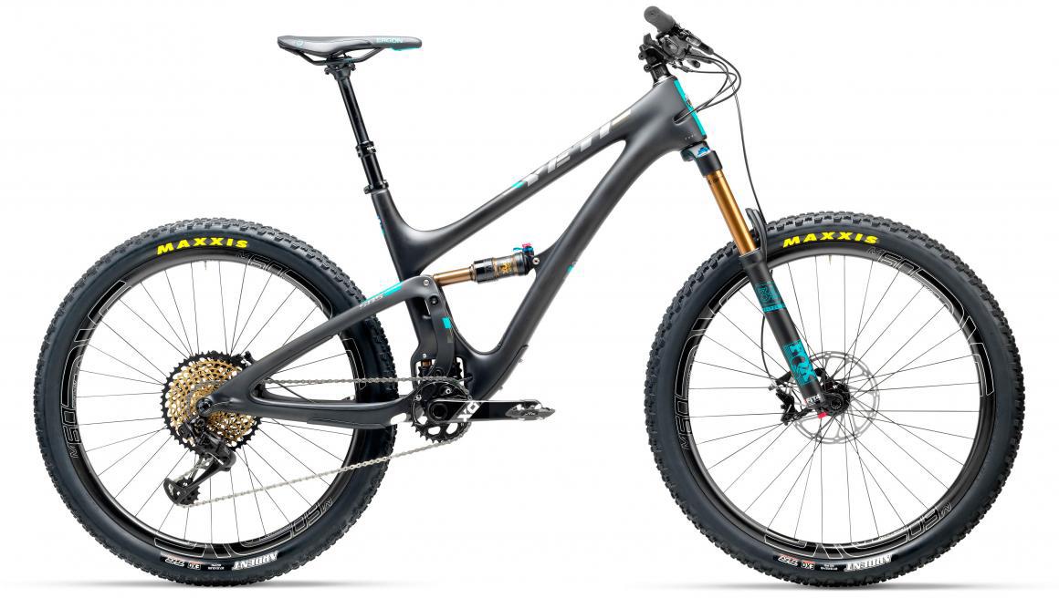 Велосипед горный Yeti SB5T XX1 Eagle 2017, цвет: черный, рама 22, колесо 27,5280693