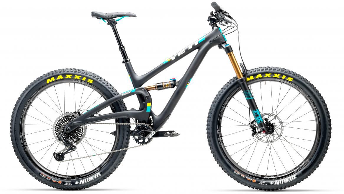 Велосипед горный Yeti SB5+T X01 Eagle + ENVE 2017, цвет: черный, рама 22, колесо 27,5280716