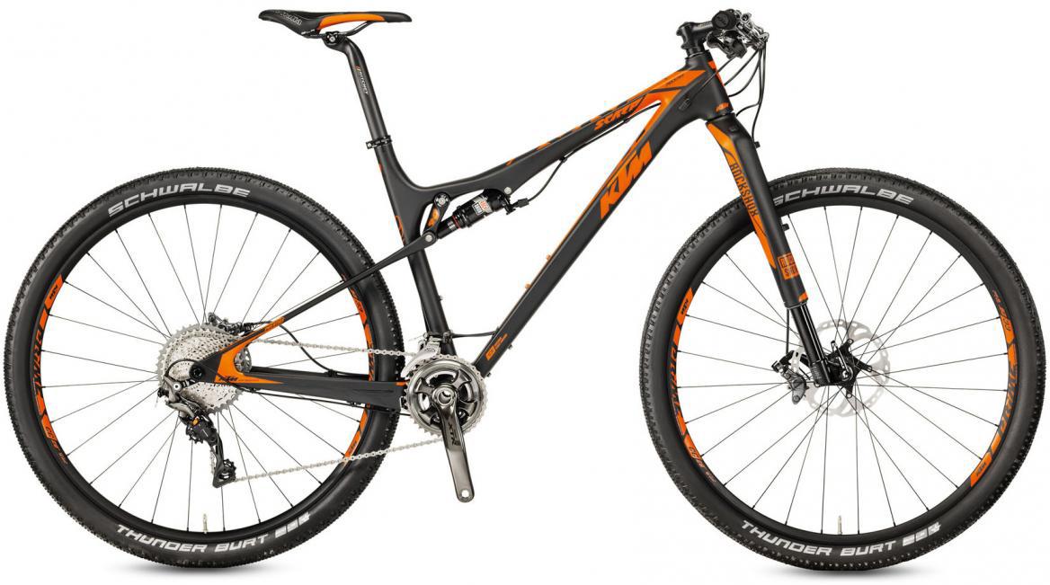Велосипед горный KTM Scarp 29 Prestige 22 2017, цвет: черный, рама 17, колесо 29281373