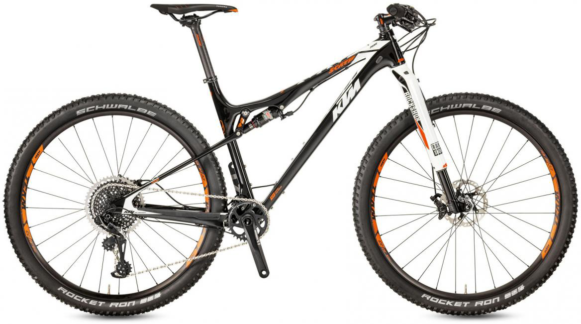 Велосипед горный KTM Scarp 29 Prime 12 2017, цвет: черный, рама 21, колесо 29281378