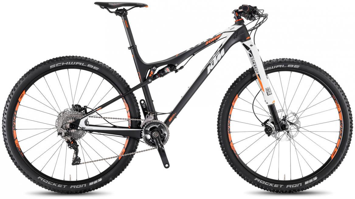 Велосипед горный KTM Scarp 29 Prime 22 2017, цвет: черный, рама 17, колесо 29281382