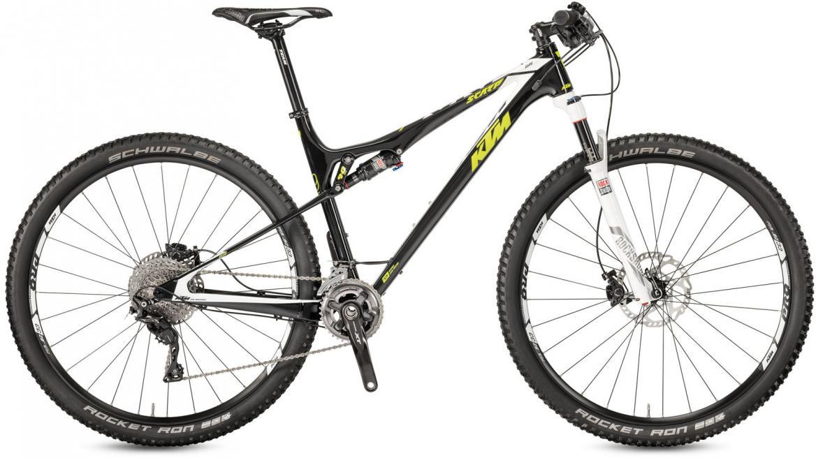 Велосипед горный KTM Scarp 29 Elite 22 2017, цвет: черный, рама 19, колесо 29281397