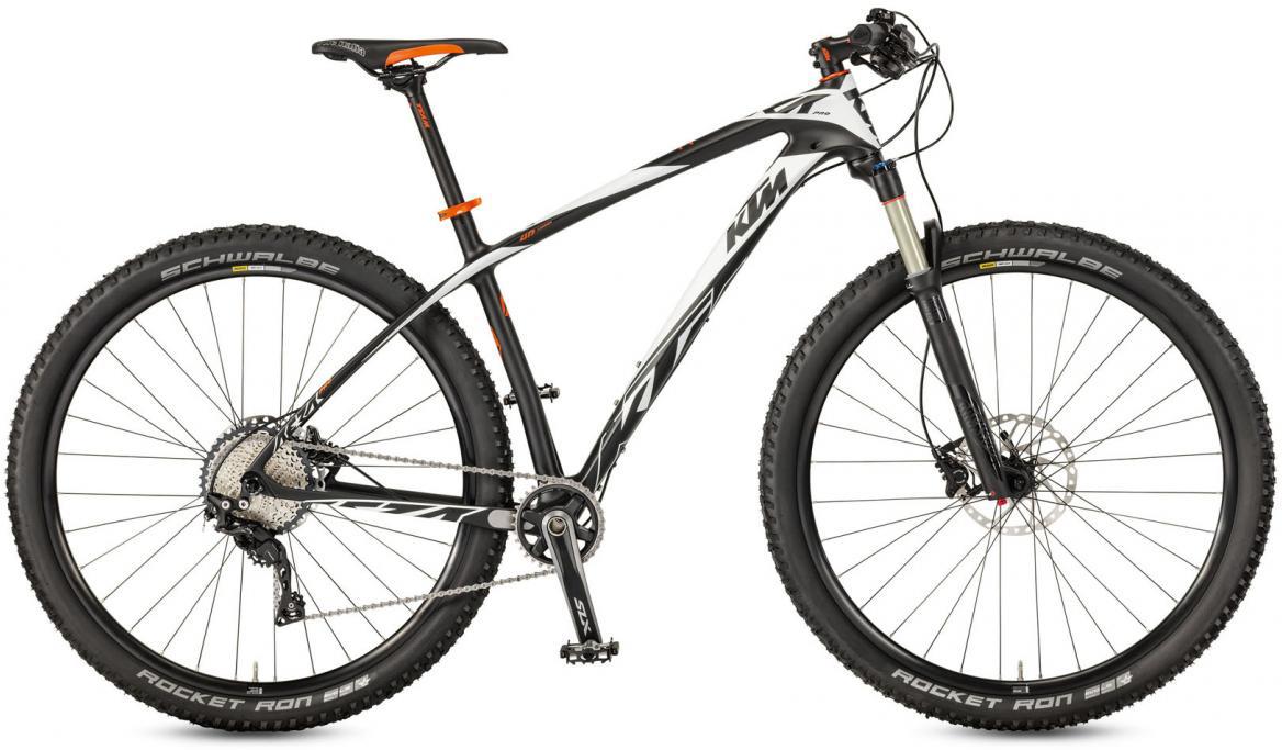 Велосипед горный KTM Aera 29 Pro 22 2017, цвет: черный, рама 21, колесо 29281503