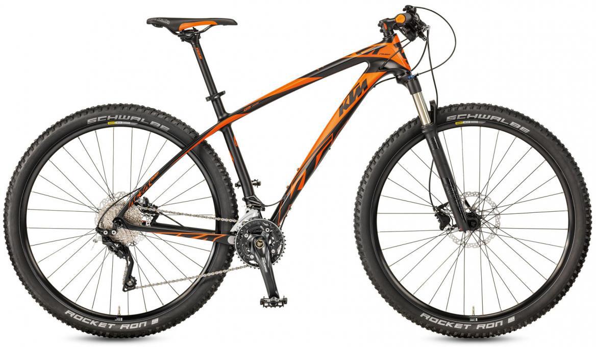 Велосипед горный KTM Aera 29 Comp 20 2017, цвет: черный, рама 21, колесо 29281509