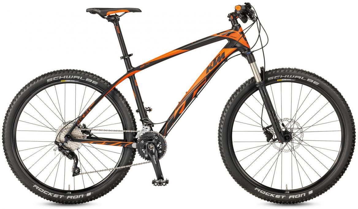 Велосипед горный KTM Aera 27 Comp 30 2017, цвет: черный, рама 17, колесо 27,5281532