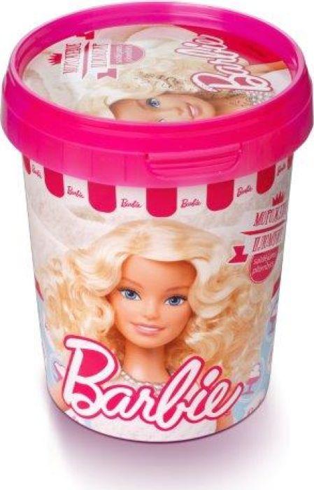 TuFood Мороженое Пломбир Barbie, 250 г4751026830466Мороженое с комбинированным составом сырья (12% жирности) «Барби» с ароматом йогурта.