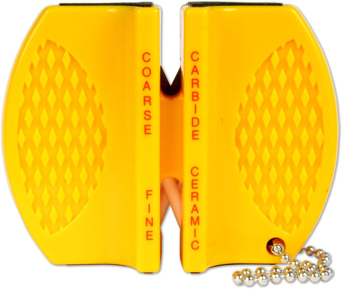 Точилка универсальная Ножемир, цвет: желтый точилка универсальная ножемир taidea t1002tc
