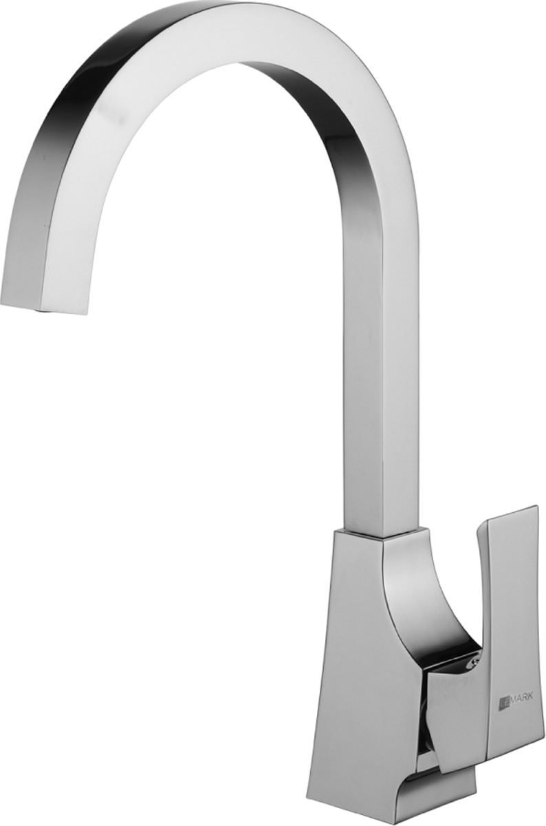 Смеситель Lemark Unit, для кухниLM4555CUNIT LM4555C.Смеситель для кухни с поворотным изливом.Комплектация:• аэратор Neoperl® Cascade®• керамический картридж 35 мм• гибкая подводка 1/2 40 см• металлическая рукояткаСмесители LEMARK рассчитаны на 30 лет комфортной эксплуатации.В них соединены современные технологии производства и продуманный конструктив. Установлены комплектующие от известных мировых производителей, являющихся лидерами в своих сегментах:• немецкие аэраторы Neoperl – устройства, регулирующие расход воды;• керамические картриджи и кран-буксы испанской фирмы Sedal.Вся продукция LEMARK устанавливается не только в частном секторе, но и с успехом эксплуатируется в офисах Hewlett-Packard, Walt Disney Studios Sony Pictures Releasing, Mail.ru Group, а также в новом терминале аэропорта «Толмачево» в Новосибирске.Сегодня на смесители LEMARK установлен беспрецедентный 10-летний период бесплатного сервисного обслуживания. Данное условие действует, даже если монтаж изделий производится покупателями cамостоятельно.Сервисная сеть насчитывает 90 гарантийных мастерских по России и странам СНГ.