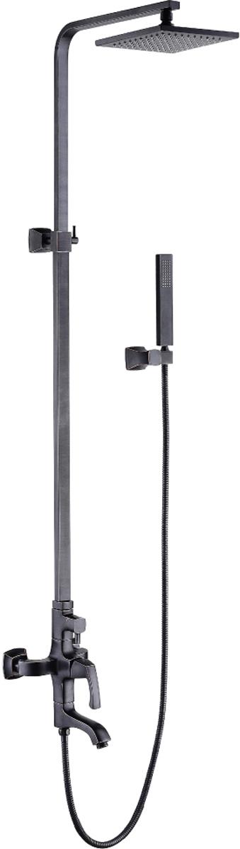 Смеситель Lemark Nubira LM6262ORB, для ванны и душаLM6262ORBNUBIRA LM6262ORB.Смеситель для ванны и душа с регулируемой высотой штанги, поворотным изливом и верхней душевой лейкой «Тропический дождь».Комплектация:• аэратор Neoperl® Cascad®• керамический картридж Sedal® 35 мм• встроенный в излив переключатель с керамическими пластинами• переключатель с керамическими пластинами• верхняя поворотная душевая лейка «Тропический дождь» 200x200 мм• 1-функциональная лейка 35x100 мм• настенное поворотное крепление для лейки• душевой шланг 1,5 м• металлическая рукояткаСмесители LEMARK рассчитаны на 30 лет комфортной эксплуатации.В них соединены современные технологии производства и продуманный конструктив. Установлены комплектующие от известных мировых производителей, являющихся лидерами в своих сегментах:• немецкие аэраторы Neoperl – устройства, регулирующие расход воды;• керамические картриджи и кран-буксы испанской фирмы Sedal.Вся продукция LEMARK устанавливается не только в частном секторе, но и с успехом эксплуатируется в офисах Hewlett-Packard, Walt Disney Studios Sony Pictures Releasing, Mail.ru Group, а также в новом терминале аэропорта «Толмачево» в Новосибирске.Сегодня на смесители LEMARK установлен беспрецедентный 10-летний период бесплатного сервисного обслуживания. Данное условие действует, даже если монтаж изделий производится покупателями cамостоятельно.Сервисная сеть насчитывает 90 гарантийных мастерских по России и странам СНГ.