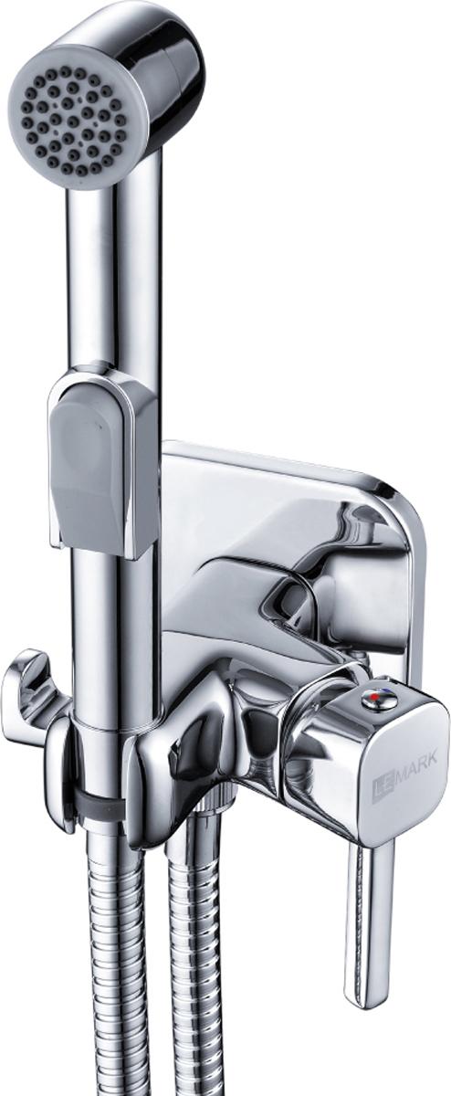 """Встраиваемый смеситель для биде Lemark """"Solo"""" с гигиеническим душем изготовлен методом литья из высококачественной латуни с пониженным содержанием свинца. В качестве рабочего элемента используются керамический картридж.   Смеситель Lemark """"Solo"""" адаптирован к низкому качеству российской водопроводной воды и максимально подходит под условия эксплуатации в нашей стране (жесткая вода, частые перепады температуры и напора воды). В нем соединены современные технологии производства и продуманный конструктив. Установлены комплектующие от известных мировых производителей.    В комплекте: керамический картридж 25 мм, лейка для биде с нажимным механизмом, шланг 1,2 м, металлическая рукоятка."""