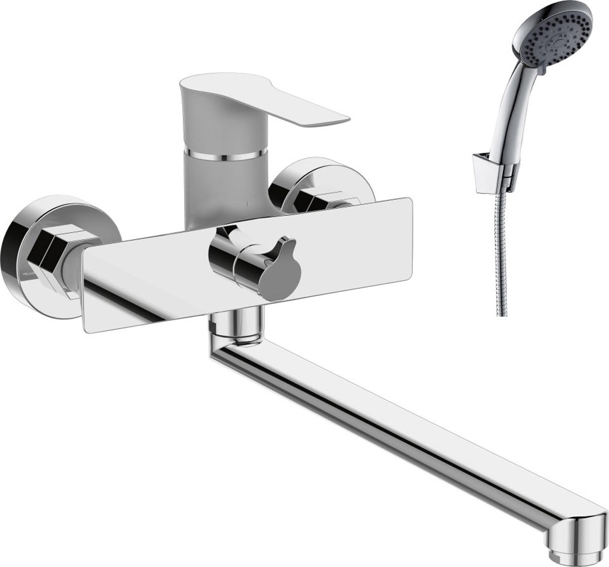Смеситель Rossinka RS35-32PC, для ванны универсальныйRS35-32PCRS35-32PC. Смеситель универсальный с плоским поворотным изливом 350 мм.Комплектация:• пластиковый аэратор с функцией легкой очистки• керамический картридж 35 мм• переключатель с керамическими пластинами• аксессуары в комплекте (шланг 1,5 м, 3-функциональная лейка с функцией легкой очистки, 2-х позиционный держатель для лейки)• присоединительная группа (эксцентрики с отражателями) для вертикального крепления• металлическая рукояткаСмесители Rossinka были разработаны российским институтом «НИИ Сантехники», что позволило произвести продукт, максимально подходящий под условия эксплуатации в нашей стране (жесткая вода, частые перепады температуры и напора воды).«НИИ Сантехники» рекомендует установку смесителей Rossinka в жилых помещениях, в детских, лечебно-профилактических, дошкольных и школьных учреждениях.Наличие международного сертификата ISO 9001 гарантирует стабильность качества выпускаемой продукции.Сервисная сеть насчитывает 90 гарантийных мастерских по России и странам СНГ.Плановый срок службы смесителей 30 лет.Гарантия на смесители 7 лет.