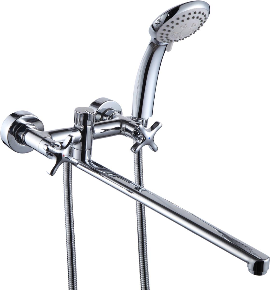 Смеситель Rossinka, для ванны универсальный. RS39-84RS39-84Смеситель универсальный с плоским поворотным изливом изготовлен из высококачественного металла.Комплектация:• пластиковый аэратор с функцией легкой очистки;• керамические вентильные головки;• переключатель с керамическими пластинами;• аксессуары в комплекте (шланг 1,5 м, 3-функциональная лейка с функцией легкой очистки, 2-х позиционный держатель для лейки);• присоединительная группа (эксцентрики с отражателями) для вертикального крепления;• металлические рукоятки.