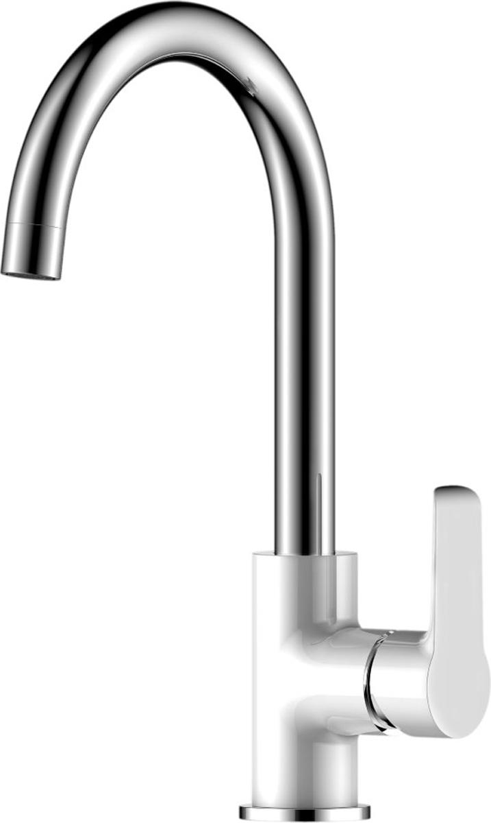 Смеситель для кухни Rossinka, с поворотным изливом. W35-24W35-24Смеситель для кухни, выполненный из высококачественной латуни с покрытием из хрома, устанавливается на мойку. Комплектация: пластиковый аэратор с изменяемым углом подачи воды; керамический картридж 35 мм; гибкая подводка 35 см - 2 шт.; присоединительная группа для горизонтального крепления; металлическая рукоятка.Гарантия на корпус смесителя при условии использования в бытовых условиях 7 лет.