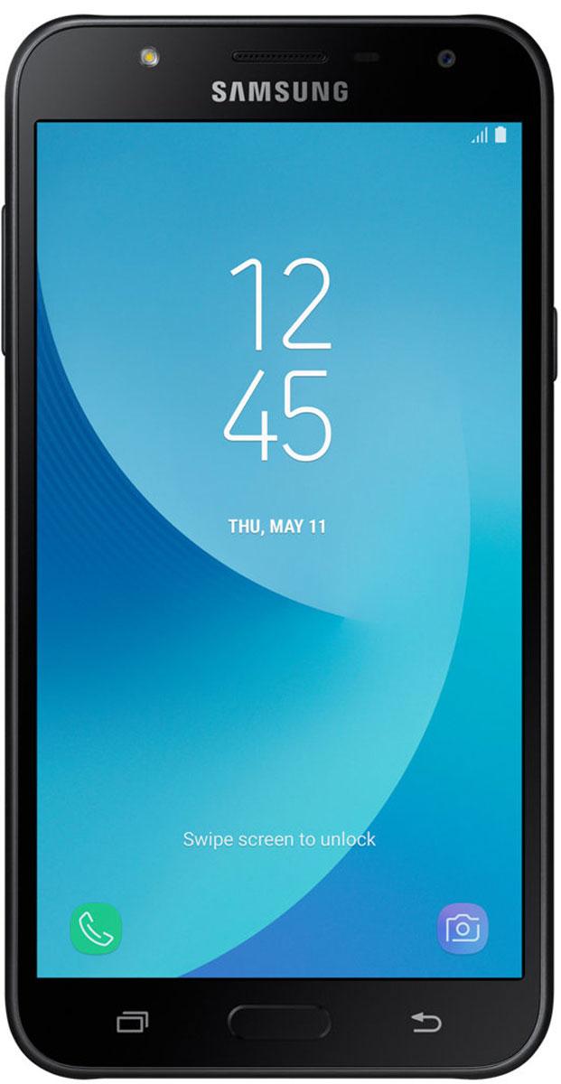 Samsung Galaxy J7 Neo, BlackSAM-SM-J701FZKDSERДизайн, притягивающий взгляды. Обновленная модель Samsung Galaxy J7 Neo помещена в стильный монолитный корпус с декоративным оформлением кнопки Домой, объектива камеры и микрофона. Результат — по-настоящему уникальный дизайн, запоминающийся с первого взгляда.Сделайте мир красочнее. 5,5-дюймовый дисплей sAMOLED смартфона Samsung Galaxy J7 Neo обеспечивает прекрасное разрешение и превосходную контрастность картинки, создавая эффект присутствия при просмотре. Ваши фотографии, видео и музыка заслуживают воспроизведения в самом высоком качестве.Samsung Galaxy J7 Neo оснащен улучшенным процессором с тактовой частотой 1,6 ГГц и оперативной памятью объемом 2 ГБ, что обеспечивает стабильную работу устройства. Благодаря аккумуляторной батарее на 3000 мАч и энергосберегающему режиму вы сможете пользоваться смартфоном дольше, не прерываясь на подзарядку.Фронтальная камера 5 Мпикс и усовершенствованная задняя камера 13 Мпикс с апертурой f/1,9 и вспышкой гарантируют высокое качество съемки даже в условиях слабого освещения. Остановить мгновение — это просто. Камера Samsung Galaxy J7 Neo удобна в использовании, с ней вам будет легко запечатлеть мгновения своей жизни. Благодаря простому и удобному интерфейсу вы сможете менять режим съемки одним движением.Samsung Secure Folder — мощное решение по защите данных, позволяющее создавать частное полностью зашифрованное пространство с дополнительным уровнем защиты для скрытого хранения личных данных (фотографий, документов, голосовых записей), доступ к которым будете иметь только вы.Комплексное управление избранным контентом. Облако Samsung Cloud позволяет создавать резервные копии, синхронизировать, восстанавливать и обновлять данные на смартфоне Galaxy, чтобы открывать вам доступ к нужным данным в любое время, в любом месте.Настройте общение в чатах. Samsung Galaxy J7 Neo позволяет установить в одном мессенджере два аккаунта для разных целей. Пользователи могут установить в мессенджере второ
