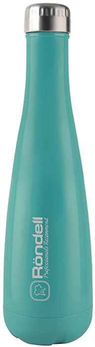 Термос Rondell Turquoise, 750 млRDS-911Термос 0,75 л Turquoise Rondell