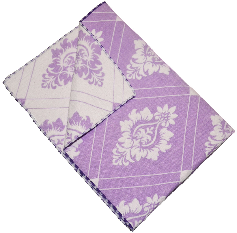 """Набор Kamalak Tekstil """"Дамаск"""" состоит из двух полотенец, выполненных  из 100% хлопка. Изделия предназначены для  использования на кухне и в столовой. Отлично впитывают влагу, неприхотливы в стирке, не  теряют своего внешнего вида.   Полотенца упакованы в стильную коробочку.  Набор полотенец Kamalak Tekstil - отличное приобретение  для каждой хозяйки.  Комплектация: 2 шт."""
