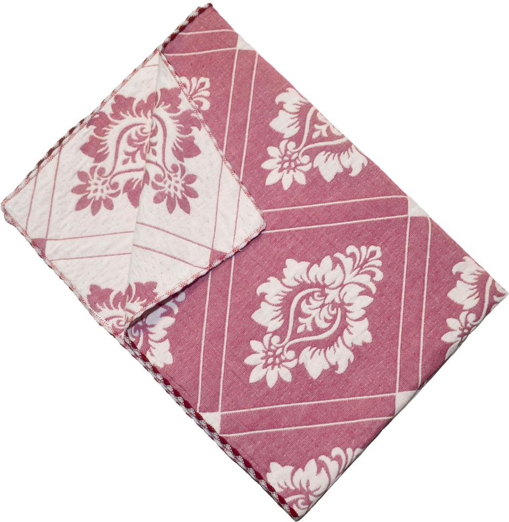 Набор кухонных полотенец Kamalak Tekstil Дамаск, цвет: бордовый, 2 штКНП-007кНабор Kamalak Tekstil Дамаск состоит из двух полотенец, выполненных из 100% хлопка. Изделия предназначены для использования на кухне и в столовой. Отлично впитывают влагу, неприхотливы в стирке, не теряют своего внешнего вида. Полотенца упакованы в стильную коробочку. Набор полотенец Kamalak Tekstil - отличное приобретение для каждой хозяйки.Комплектация: 2 шт.