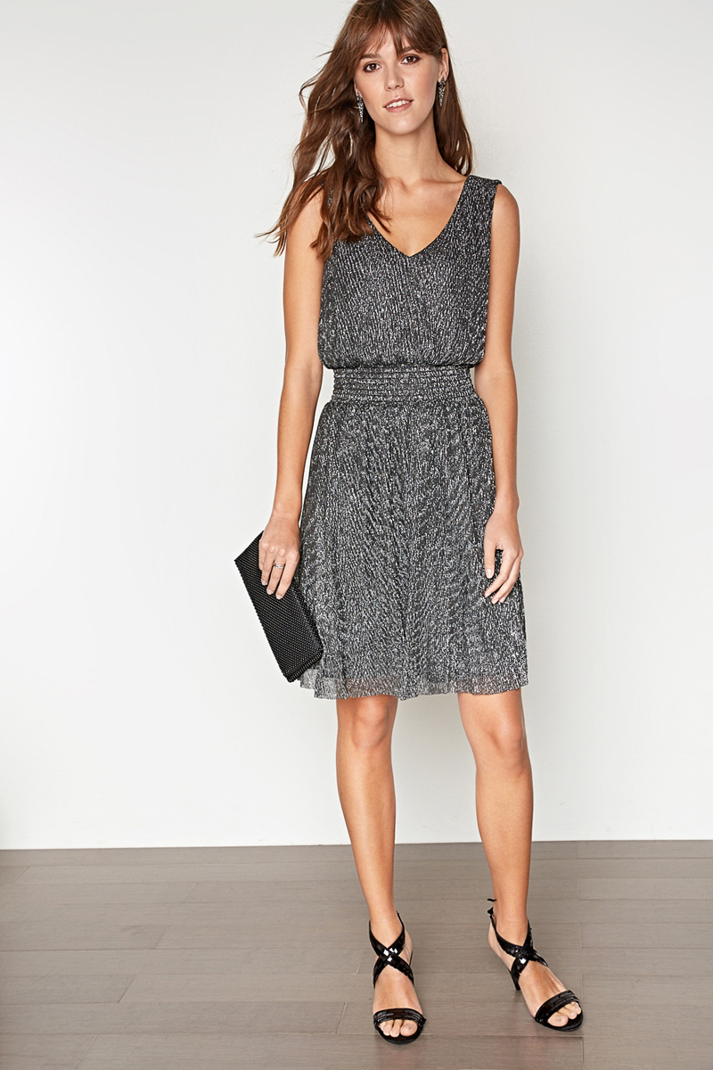 Платье Concept Club Danely, цвет: черный. 10200200389_100. Размер M (46) платье женское concept club basy цвет черный 10200200341 размер m 46