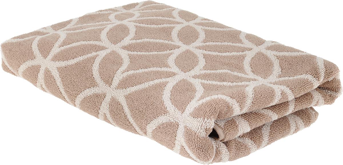 """Банное полотенце Aquarelle """"Бергамо"""" выполнено из махровой ткани. Изделие отлично впитывает влагу, быстро сохнет, сохраняет яркость цвета и не теряет форму даже после многократных стирок.  Такое полотенце очень практично и  неприхотливо в уходе."""