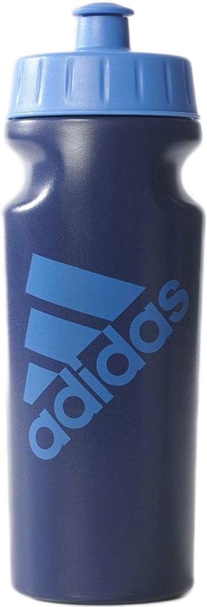 Бутылка спортивная Adidas, цвет: синий, 500 мл. AY43444057282425034Употребление достаточного количества жидкости - важная часть спортивного режима. Благодаря эргономичной форме эту бутылку удобно носить в руках. Модель украшена логотипом Adidas.Компактный дизайн.Подходит к большинству велосипедных холдеров.Не содержит бисфенол А.Объем: 500 мл.Материал: 100% литой полиэтилен.Как повысить эффективность тренировок с помощью спортивного питания? Статья OZON Гид
