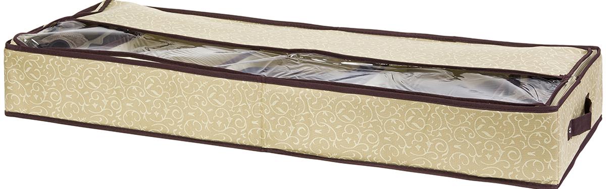 Органайзер для обуви El Casa Золотой узор, 5 секций, 84 х 31 х 11,5 см 31 век el 1015
